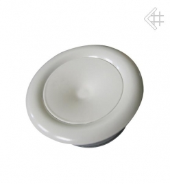 anemostat biały fi 100