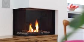 Kominek gazowy Ortal Clear 75 LS