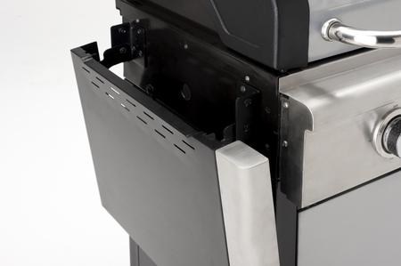 Landmann - Grill gazowy TRITON 2.0 PTS - 12901 SREBRNY