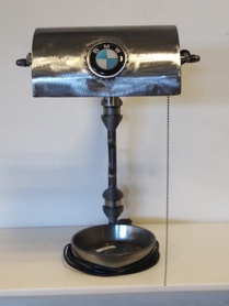 LAMPA- BMW- Hande Made