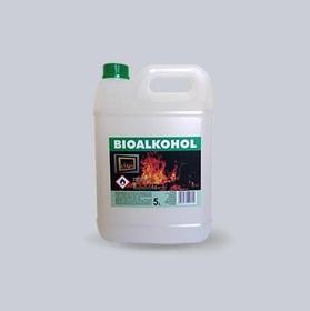 Bioetanol do biokominków 5L