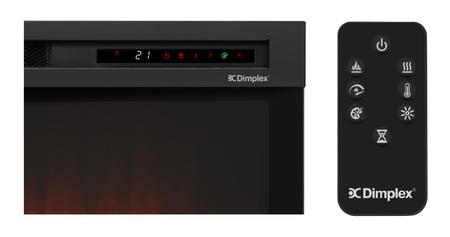 Elektryczny wkład kominkowy Dimplex 23