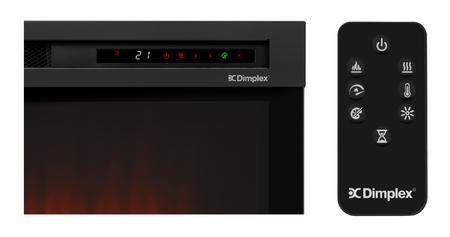 Elektryczny wkład kominkowy Dimplex 26