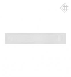 Kratka wentylacyjna luft 60x400 mm - kolor biały