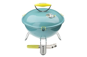 Grill kulisty PICCOLINO turkus 31375