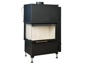 Wkład kominkowy Hark Radiante 550/20/45-66.44H ECOplus