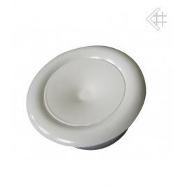 anemostat biały fi 125